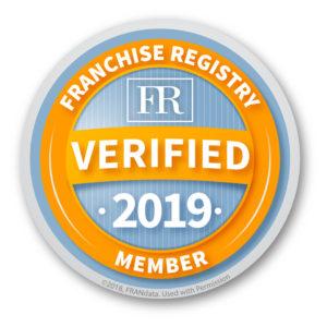 2019 Franchise Registry Verified Member